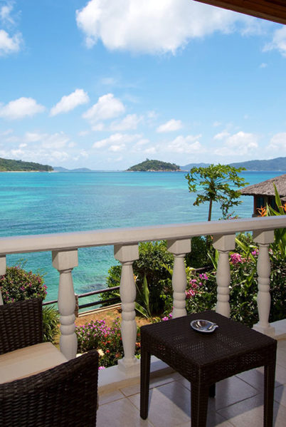 Indalo_Seychelles_Chalet Côté Mer_Appartement-balcon