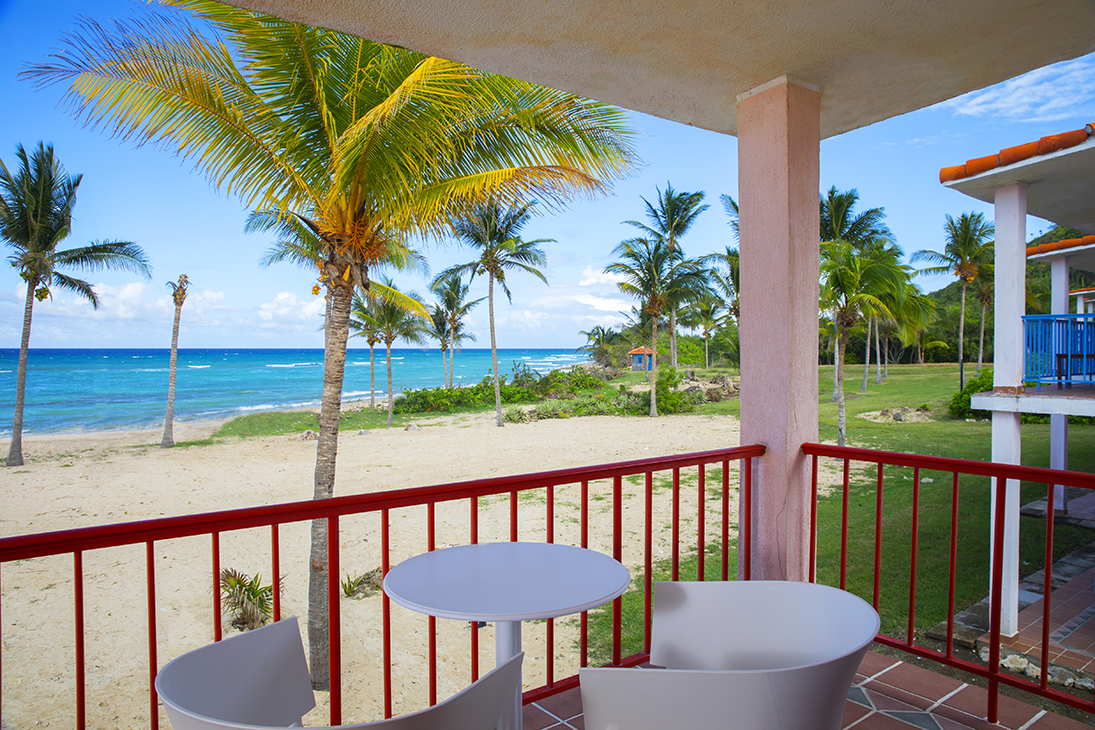 Indalo_Cuba_Memories Jibacoa_Chambre-Standard-Vue-Mer-balcon