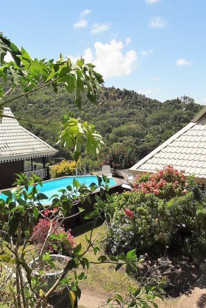 Pension Temetiu Village